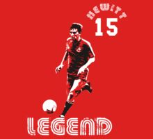 Aberdeen legend John Hewitt by ScottishFitba