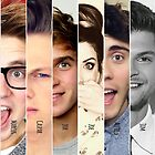 British YouTubers by 4ogo Design