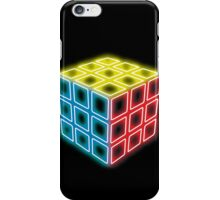 Neon Rubix Remix iPhone Case/Skin