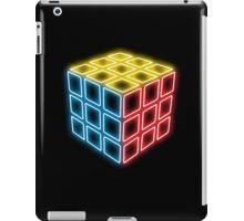 Neon Rubix Remix iPad Case/Skin
