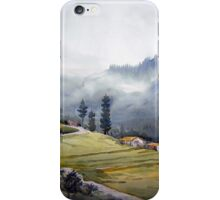 Beauty of Himalayan Landscape iPhone Case/Skin