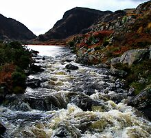 Tumbling Through - Gap of Dunloe by A90Six