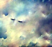WHEN SLEEPING IN THE CLOUDS by Sherri     Nicholas