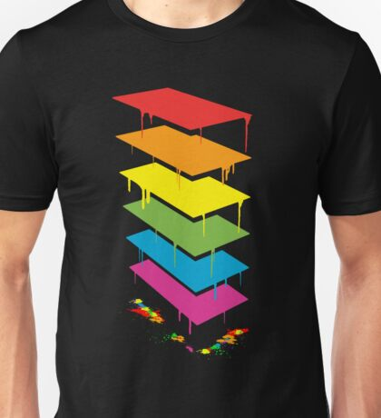 R A I N B O W . T O W E R . T-Shirt