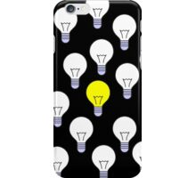 The only bright one in the bunch iPhone Case/Skin