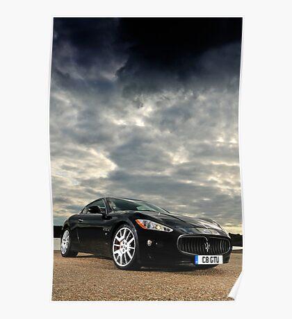 Maserati Gran Turismo ... Poster