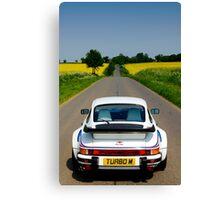 Martini Racing Turbo .... Canvas Print
