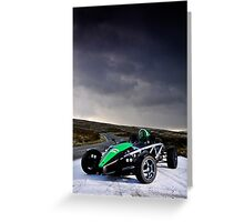 The Ariel Atom .... Greeting Card