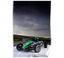 The Ariel Atom .... Poster