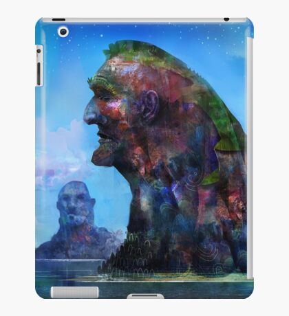 Troll Lake iPad Case/Skin