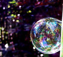 Confetti Bubble by funkyfacestudio
