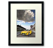 Ferrari .... Framed Print