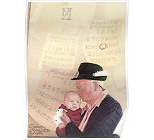 Grandpa and Grandson  Poster