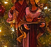 for unto us a Child is born by cherylc1