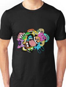 Lick Monster Colour Unisex T-Shirt