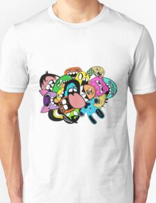 Lick Monster Colour T-Shirt