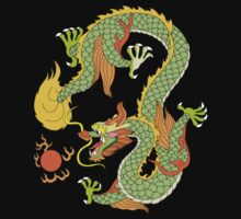 Chinese Dragon T-Shirt T-Shirt