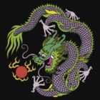 Chinese Dragon T Shirt by T-ShirtsGifts