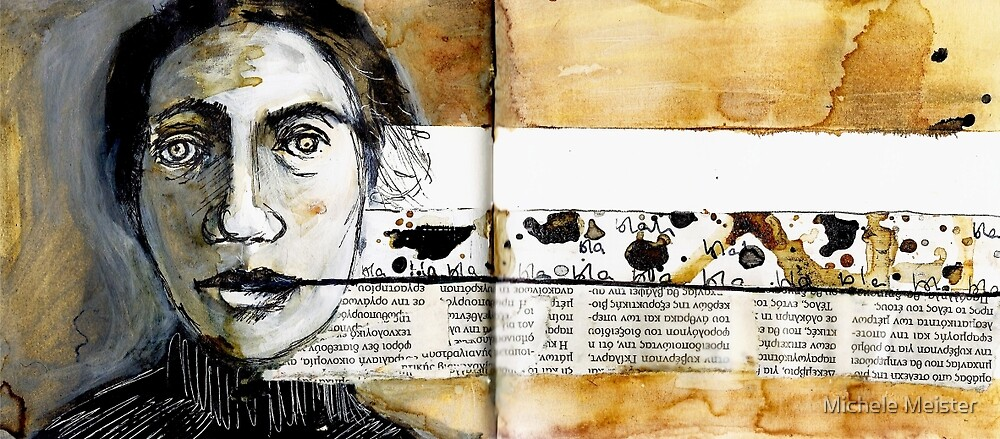 Unspoken Words by Michele Meister