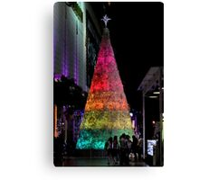 Dressed for Christmas Canvas Print