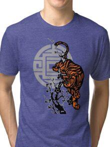 Prowling Tiger Tri-blend T-Shirt