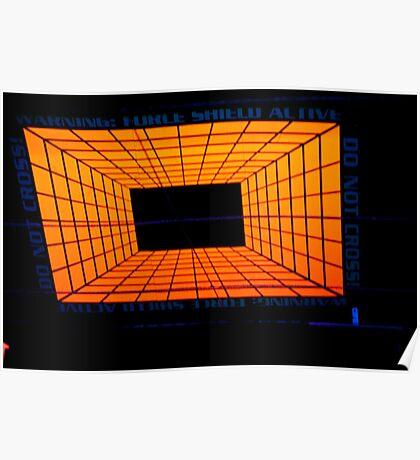 Laser Tag Poster