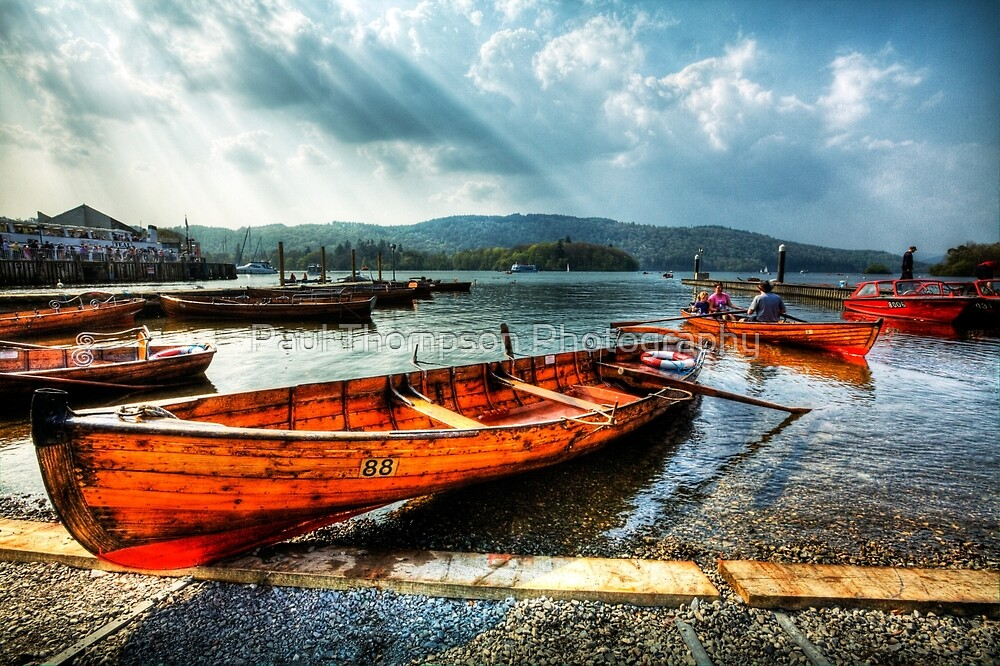 Ambleside by Paul Thompson Photography