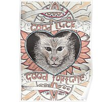 Good Luck Good Fortune Poster