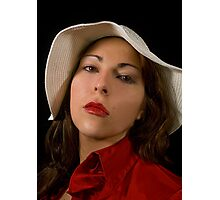 Intimate Portrait Photographic Print