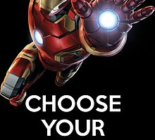 Civil War - Iron Man by AvatarSkyBison