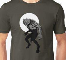 Loup Garou Couleur Unisex T-Shirt