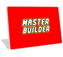 MASTER BUILDER Laptop Skin
