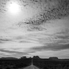 Road to Monument Valley by Nickolay Stanev