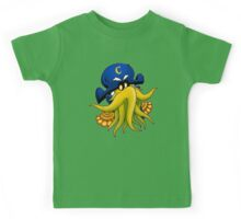 Captain Cthulhu Kids Tee