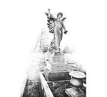 Judgement Upon a Nameless Victim of Life Photographic Print