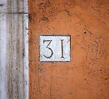 Numero 31, Rome, Italy by Giovanni Vincenti