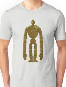 Trixel Laputa Robot Unisex T-Shirt