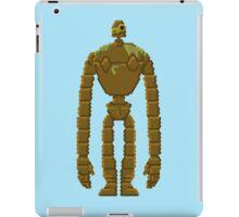 Trixel Laputa Robot iPad Case/Skin