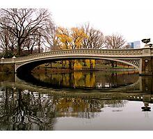 Bow Bridge Photographic Print