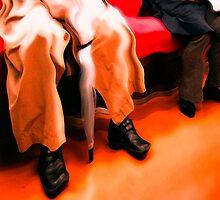 foot work.... shufflers by banrai
