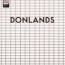 DONLANDS Subway Station by Daniel McLaren