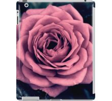Rose - simple and pretty! iPad Case/Skin