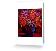 Daisies in a Pot Greeting Card