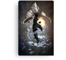 Get Bent :: The Avatar Canvas Print