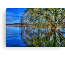 One Willow Canvas Print