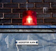 Interceptor alarm by Mark  Coward