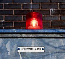 Interceptor alarm by Mark  Coward
