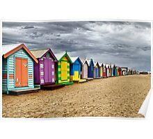 Brighton Beach Poster