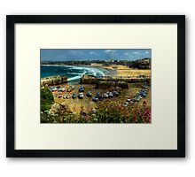 Newquay Framed Print