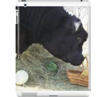 First Annual Easter Melon Hunt iPad Case/Skin